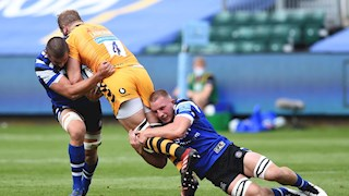 Heartbreaking finish ends Bath Rugby run