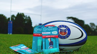 Bath Rugby and Compeed announce short-term partnership