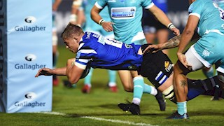 Bath Rugby pile pressure on top four with bonus-point win