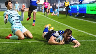 Dunn and dusted: Bath Rugby edge euphoric derby day spoils
