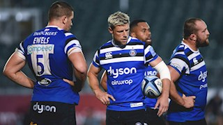 Bath Rugby name strong side for Saracens clash