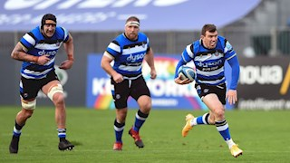 Match Report: Bath Rugby 12 - 19 Newcastle Falcons
