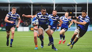 Bath Rugby go in search of their first Premiership win at Worcester