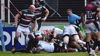 Match Report |  Leicester Tigers 36-31 Bath Rugby