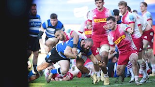 Match Report | Bath Rugby 15-28 Harlequins