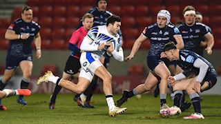 Match Report | Sale Sharks 22-27 Bath Rugby