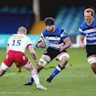 Josh Bayliss to captain Bath Rugby for trip to Franklin's Gardens