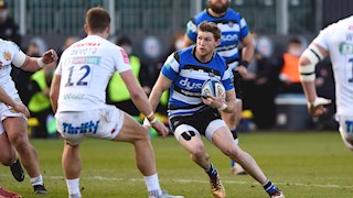Match Report | Bath Rugby 16-38 Exeter Chiefs