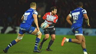 Cipriani signs for Bath Rugby